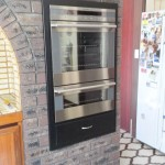 Oven and draw installation Noranda