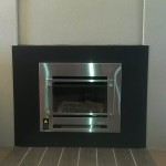 gas heater and black frame installation Wanneroo