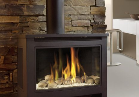 Freestanding Fireplace Installation Perth