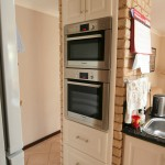 Oven and Cabinet installation