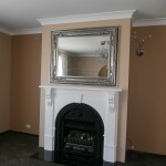 Gas Log Fire and fireplace installation  Beldon