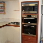 Oven and Cabinet Installation Ellenbrooke
