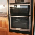 Oven and Frame Installation Noranda