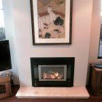Rinnai Sapphire inbuilt with frame Duncraig