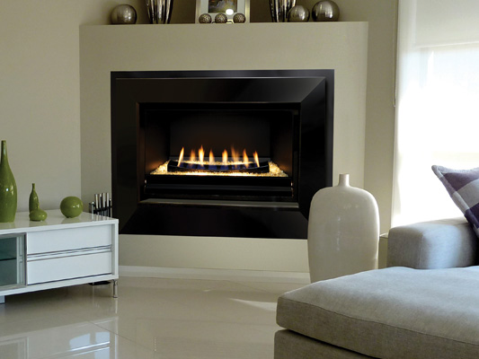 Mock fireplace installation Perth LOPI